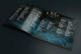 Booklet Gestaltung